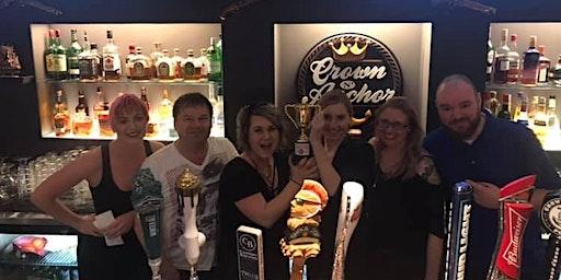 Thursday Night Trivia at Crown 'N Anchor Pub Salmon Arm!