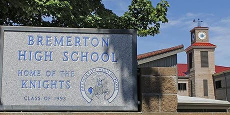 Bremerton High School / Class of '89 / 30-Year Reunion tickets