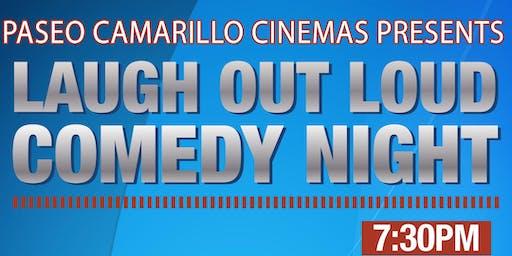Camarillo Paseo Regency Live Comedy -- Wed, June 19