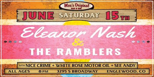 Eleanor Nash & The Ramblers at Moe's Original BBQ Englewood