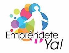 Empréndete Ya! cursos,conferencias y capacitación para emprendedores logo