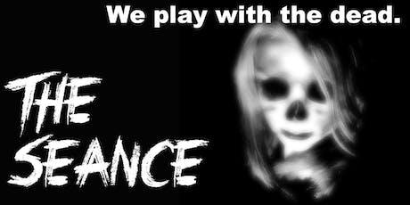 The Seance near Detroit on Halloween! tickets