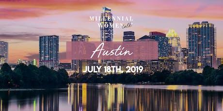 Millennial Women Talk, a LIVE podcast + meet-up in Austin, TX! tickets