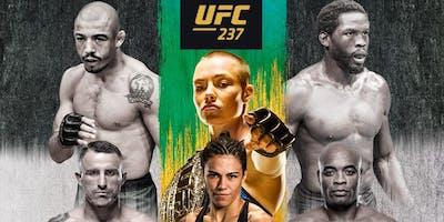 UFC 237: Namajunas vs Andrade / Cannonier vs Silva / Aldo vs Volkanovski