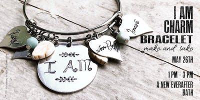 I Am Charm Bracelet Workshop