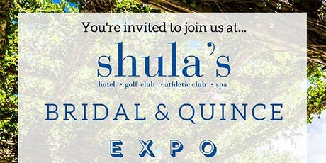 Shula's Hotel Bridal & Quince Expo tickets