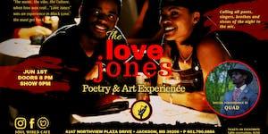 The Love Jones Poetry and Art Experience