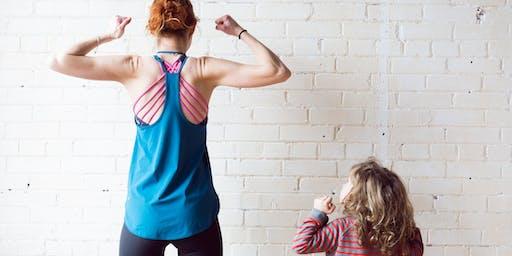 Cours de yoga Parents-Enfants