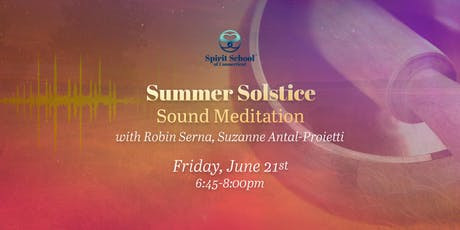 Summer Solstice Sound Meditation tickets