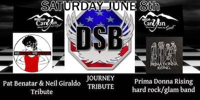 We Belong Opener for DSB Journey Tribute