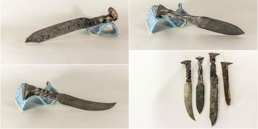 Forge a Railroad Spike Knife with Jason Scott 11.9.19