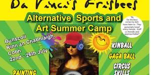 Da Vinci's Frisbees: Alternative Sports and Art Summer...