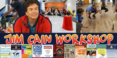 Jim Cain Workshop - May 28th 2019