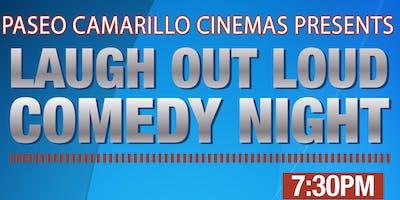 Camarillo Paseo Regency Live Comedy -- Wed, July 17