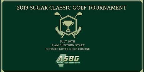 2019 Sugar Classic Golf Tournament  tickets
