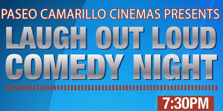 Camarillo Paseo Regency Live Comedy -- Wed, August 21 tickets
