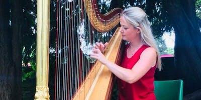 Concerteenies: Harp (0-2s, siblings welcome)