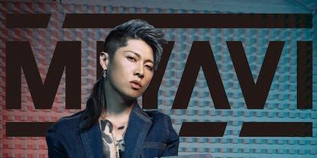 Miyavi @ Slim's tickets