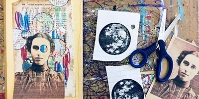 Collage-Making Workshop with Megan Reeves Williamson