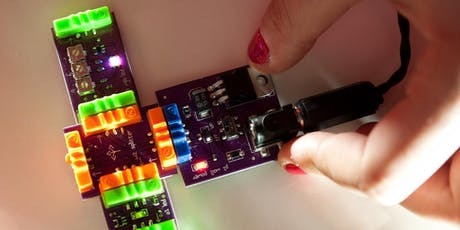 LittleBits Workshop tickets