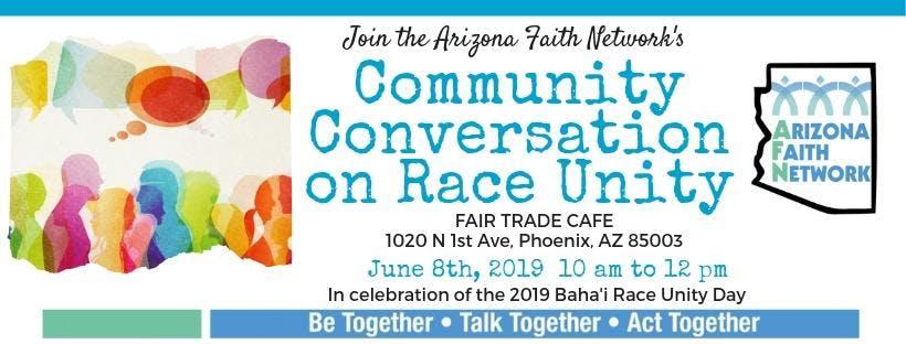 Community Conversation on Race Unity