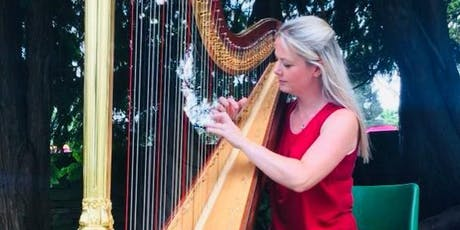 Concerteenies: Harp (0-2s, siblings welcome). tickets