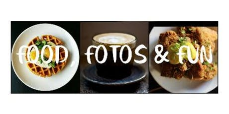 Food, Fotos & Fun: PopUp Dining & Photography Experience tickets