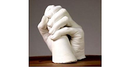 Hand and Foot Keepsake Casting Class tickets