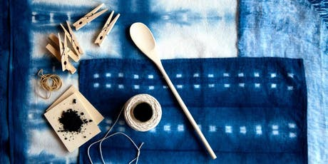 Shibori Indigo Dye Workshop  tickets