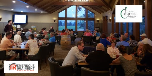 Monday Night Trivia at Courses @ Shannon Lake Golf Course, West Kelowna!