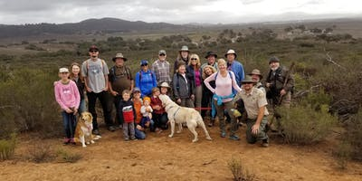 C2C Trail Challenge Guided Hike Series 2019-2020