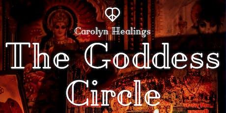 The Goddess Circle (Women + Men Welcome) tickets
