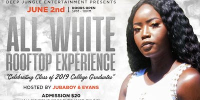 All White Rooftop Experience