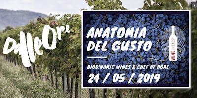 Anatomia del Gusto - Dalle Ore & Wine Embassy 24/05/2019