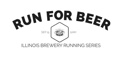 Beer Run - One Lake Brewing - Part of the 2019 IL Brewery Running Series