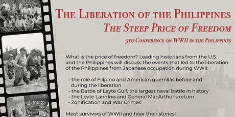 The Liberation of the Philippines - The Steep Price of Freedom tickets