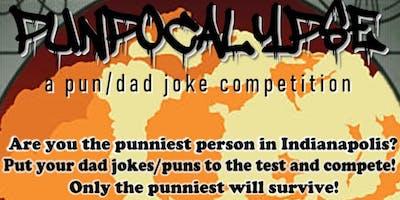 PUNpocalypse: A Pun/Dad Joke Competition