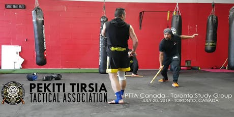 PTTA Canada - Toronto Study Group tickets