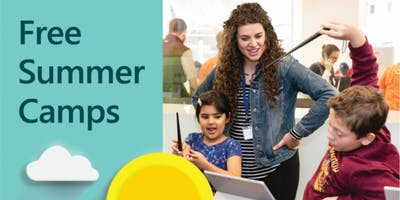 Summer Camps at the Microsoft Store
