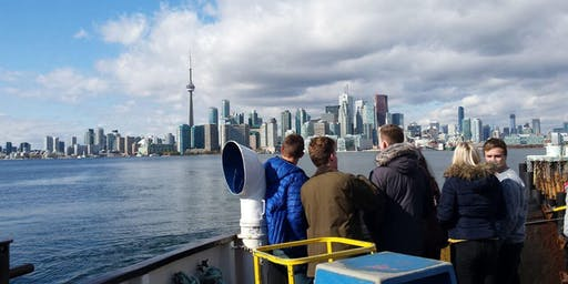 Toronto Island Walking Tours