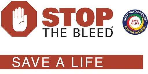 Stop The Bleed, Save A Life