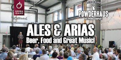 Ales & Arias at Powderhaus Brewing