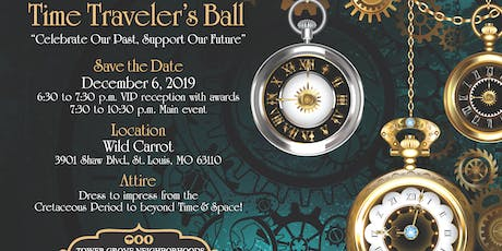 Time Travelers Ball tickets