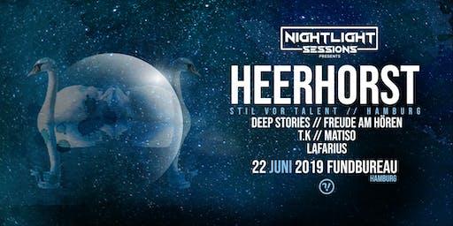 Nightlight Sessions Pres. Heerhorst