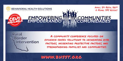 Empowering Communities - A Rural Border Intervention Conference