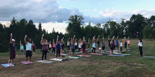 Love YOUR Movement Yoga Video
