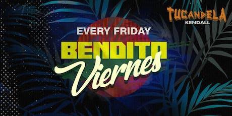 Bendito Viernes tickets