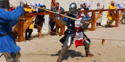 Medieval Weapons Techniques & Power Generation with Jeffrey Galli