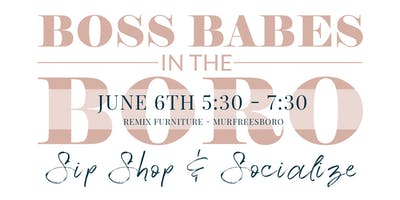 Boss Babes in the Boro - June
