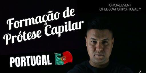 Formação De Prótese Capilar Lisboa.